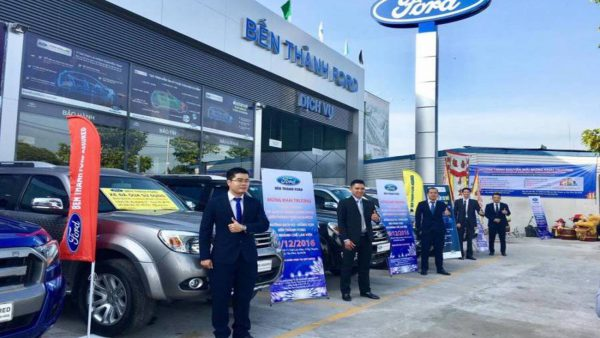 Xe Ford mới